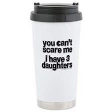 Parent of 3 Girls Travel Mug