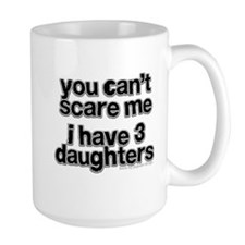 Parent of 3 Girls Mug