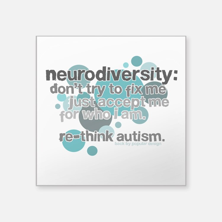 Neurodiversity Sticker