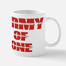 army of one Mug