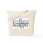 Happy Scrapper2 Tote Bag