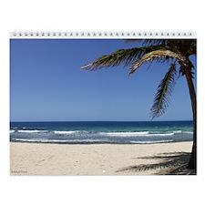 Beach'n World Wall Calendar