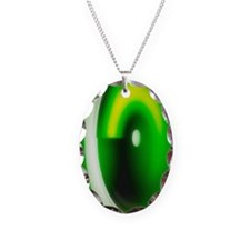 Green Lens Cat Forsley Designs Necklace