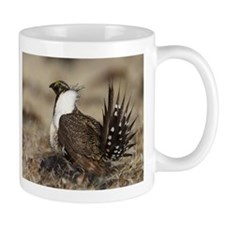 Sage Grouse Strut Mug