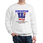 Sweatshirt: Generation W<br>(front)
