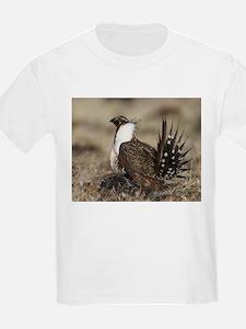 Sage Grouse Strut T-Shirt