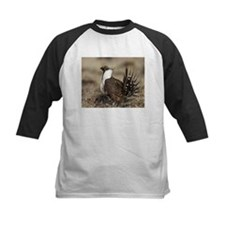 Sage Grouse Strut Baseball Jersey