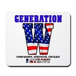 Mousepad: Generation W