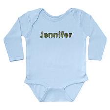 Jennifer Spring Green Body Suit