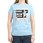 Bowl for Health Women's Pink T-Shirt