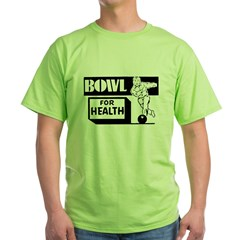 Bowl for Health T-Shirt