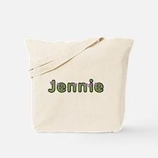 Jennie Spring Green Tote Bag