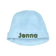 Jenna Spring Green baby hat