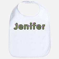 Jenifer Spring Green Bib