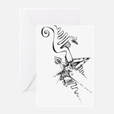 ToBe or Not ToBe Greeting Cards