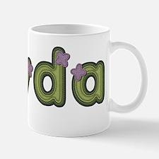 Jayda Spring Green Mug