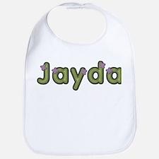 Jayda Spring Green Bib
