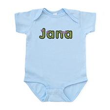 Jana Spring Green Body Suit