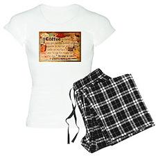 Coffee Love pajamas