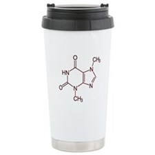 Chocolate Molecule Travel Mug