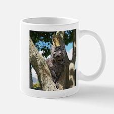 Fluffy Grey Kitten Mug