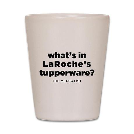 Mentalist Whats Laroche Hiding Shot Glass