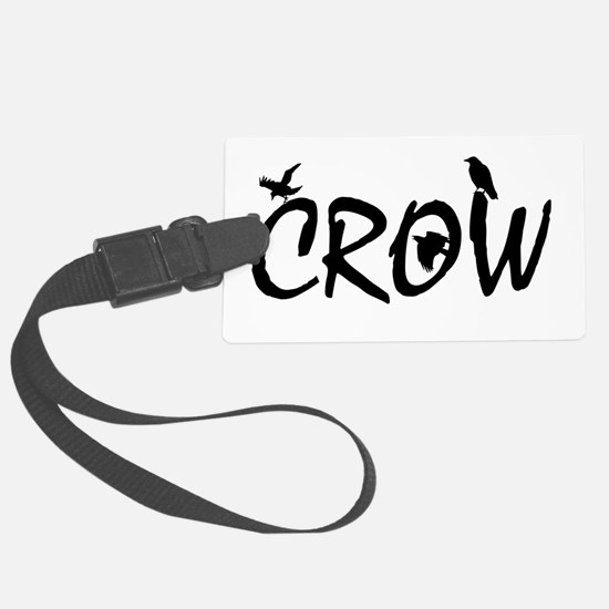 crow.png Luggage Tag