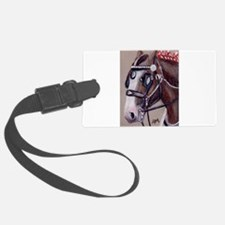 cafeshirehorse1.png Luggage Tag