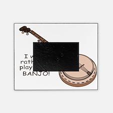 banjotshirt.png Picture Frame