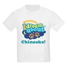Cute Chinook Quote T-shirts T-Shirt