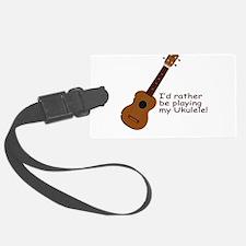 ukuleletshirt.png Luggage Tag
