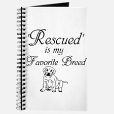 Rescued Dog Journal
