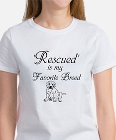 Rescued Dog T-Shirt