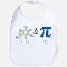 Coffee & Pie Bib