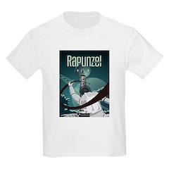 Sci Fi Rapunzel T-Shirt