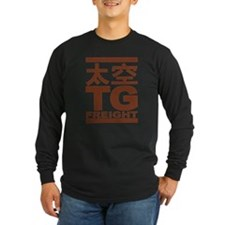 Pthalios TG Freight Long Sleeve T-Shirt