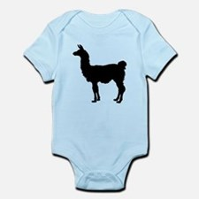 Llama Silhouette Body Suit