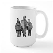 WEIRD OLD HALLOWEEN KIDS Mug