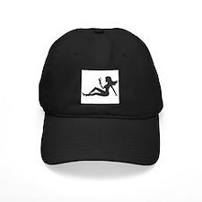 reader babe black cap