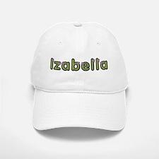 Izabella Spring Green Baseball Cap