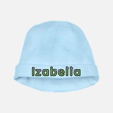 Izabella Spring Green baby hat