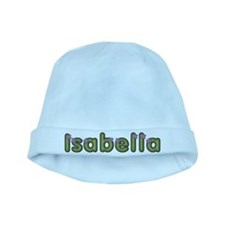 Isabella Spring Green baby hat