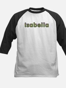 Isabella Spring Green Baseball Jersey