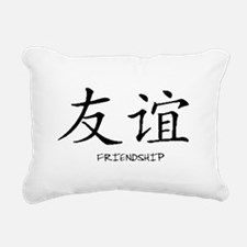 chinese-friendship.png Rectangular Canvas Pillow