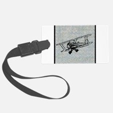 art-airplane.png Luggage Tag