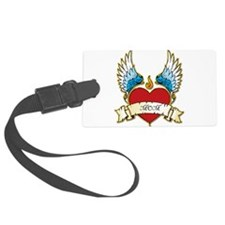 mom.png Luggage Tag