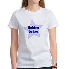 Holden Rules Tee