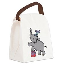 elephant.png Canvas Lunch Bag