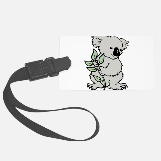 Koala.png Luggage Tag
