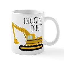 Digging Dirt Mug